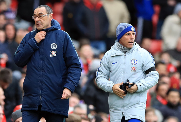 Liverpool v Chelsea - Premier League - Anfield