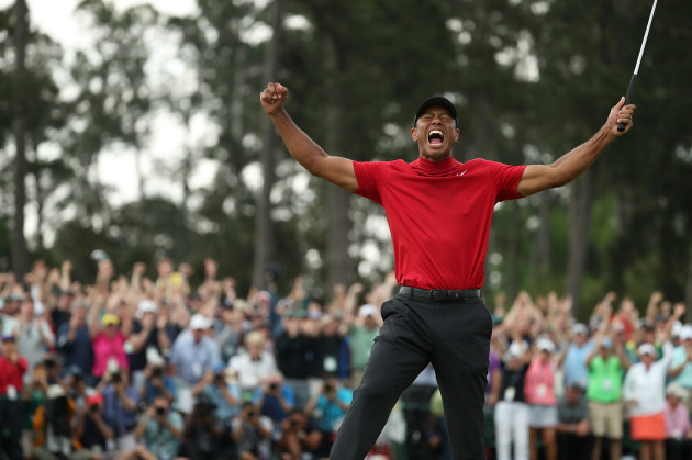 Masters Tournament 2019 - Day Four - Augusta National Golf Course