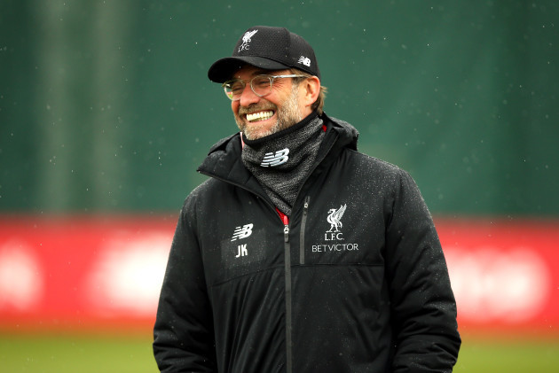 Liverpool Training Session - Melwood