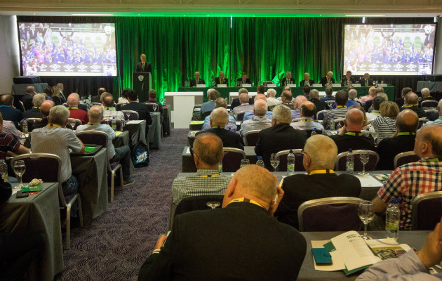 A view at today's FAI AGM