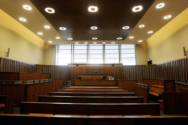 Criminal Courts of Justice opening Dublin