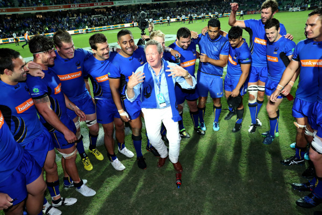 RUGBY WESTERN FORCE FIJI