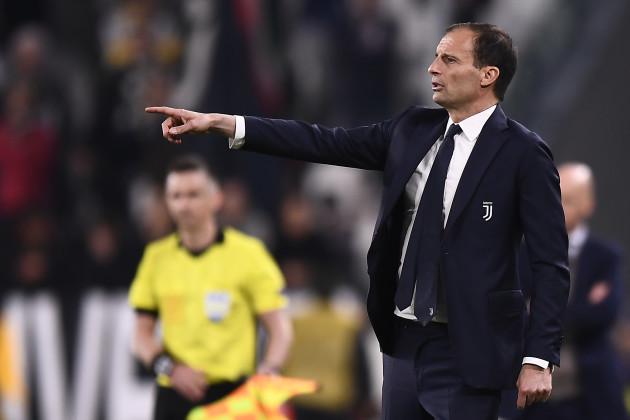 Juventus Fc vs Ajax - Uefa Champions League 2018 2019 - Quarti di finale - ritorno