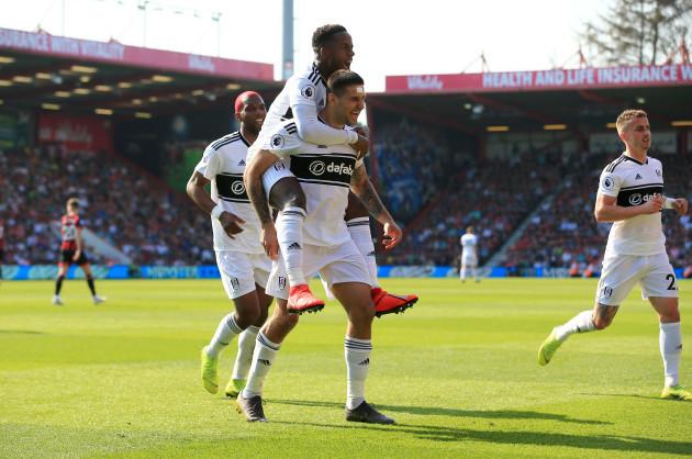 AFC Bournemouth v Fulham - Premier League - Vitality Stadium