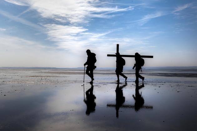 Easter pilgrimage