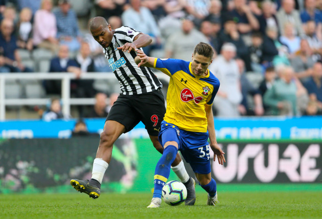 Newcastle United v Southampton - Premier League - St James' Park