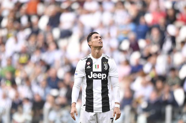 Juventus vs Fiorentina - Serie A Tim 2018/2019