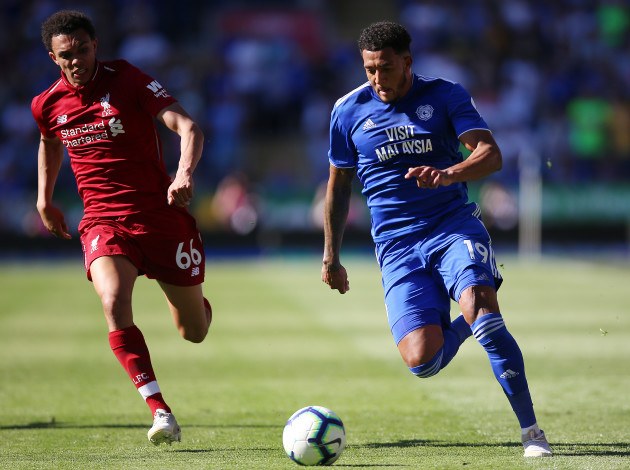 Cardiff City v Liverpool - Premier League - Cardiff City Stadium
