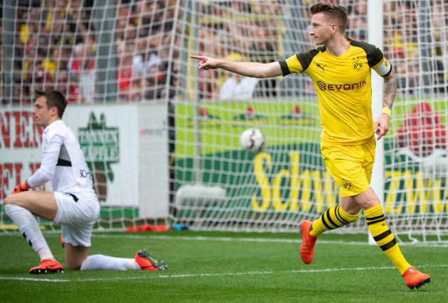 Freiburg - Borussia Dortmund