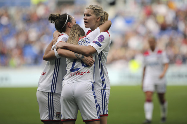 France Soccer Womens Champions League