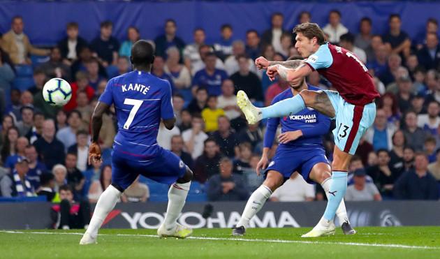 Chelsea v Burnley - Premier League - Stamford Bridge