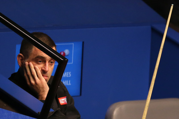 2019 Betfred Snooker World Championship - Day Four - The Crucible