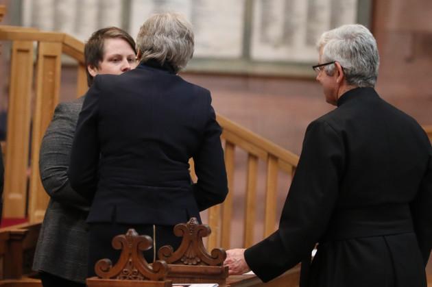 Lyra McKee funeral