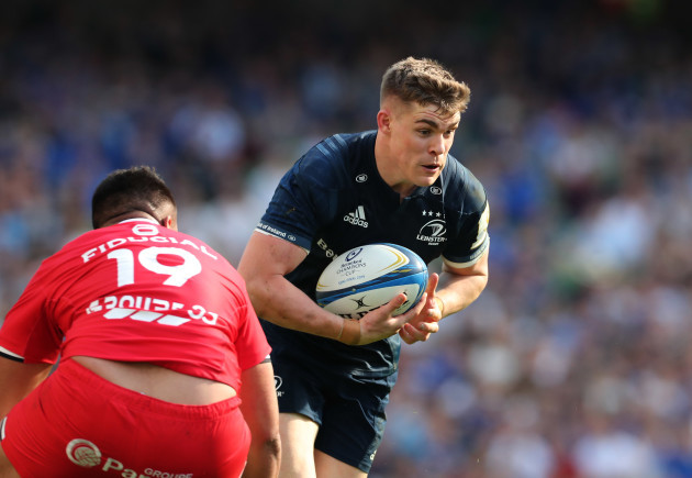 Leinster's Garry Ringrose
