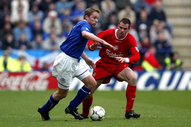 Soccer - FA Barclaycard Premiership - Leicester City v Liverpool
