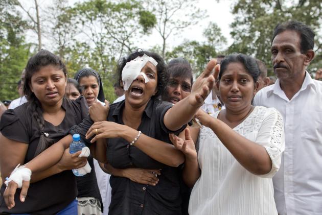Sri Lanka All Alone
