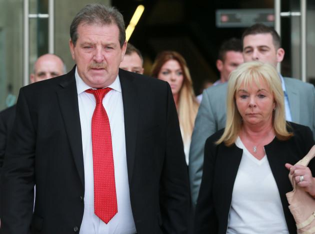Roy Collins Murder Cases