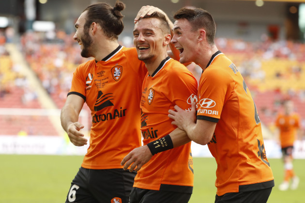 ALEAGUE ROAR UNITED