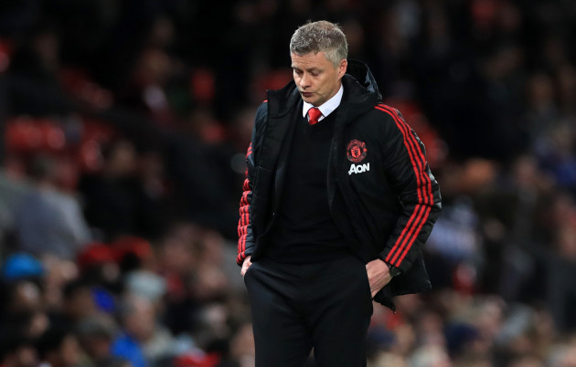 Man United's obsession with their own past only leaving them further