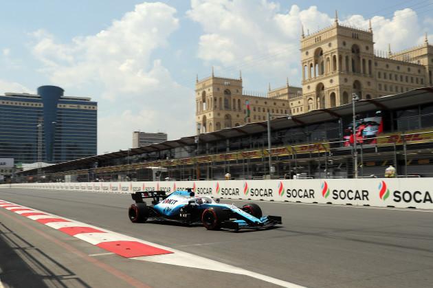 Formula 1, Gran Premio Azerbaijan a Baku - Venerdi pre gara