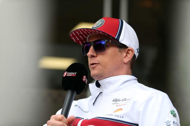Formula 1, Gran Premio Azerbaijan a Baku - Giovedì pre gara.Formula 1, Gran Premio Azerbaijan a Baku - Giovedì pre gara