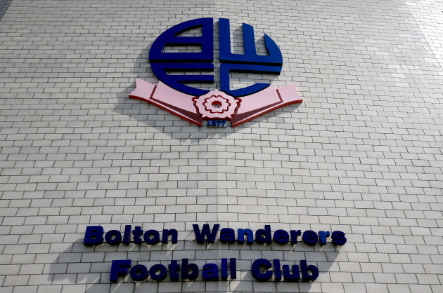 Bolton Wanderers File Photo