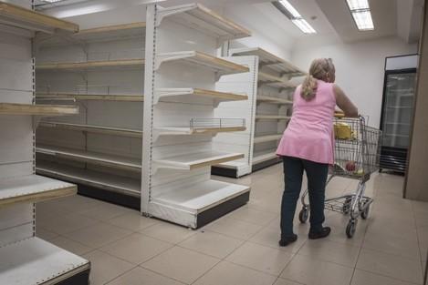 Caracas Supermarket