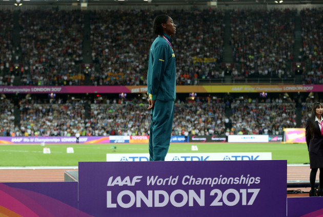 2017 IAAF World Championships - Day Ten - London Stadium