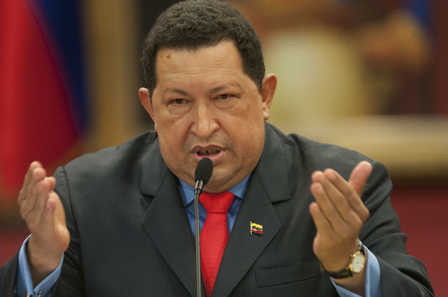 Chavez, notably absent from the new election round in Venezuela