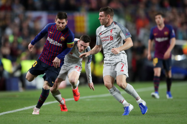 As It Happened Barcelona V Liverpool Champions League Semi Finals Have your say on the game in the comments. barcelona v liverpool champions league
