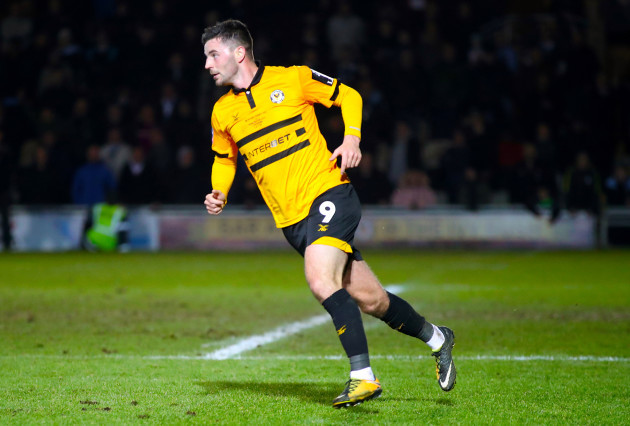 Newport County v Manchester City - FA Cup - Fifth Round - Rodney Parade