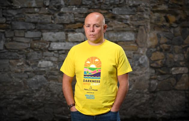 Electric Ireland Darkness Into Light with Derek McGrath
