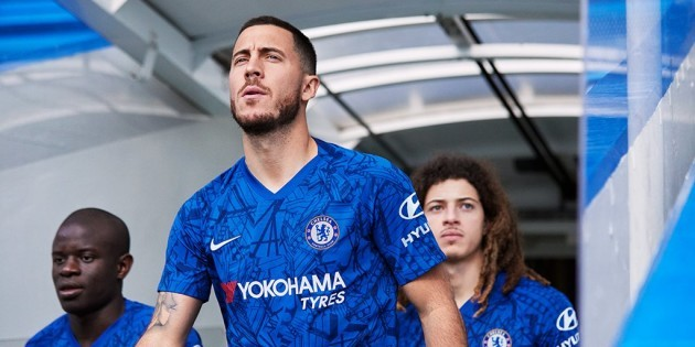 best service e49bb cc76d New Chelsea home kit design likened to a bus seat · The42