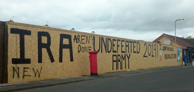Londonderry unrest
