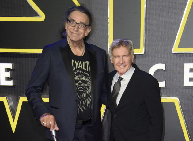 CORRECTION Obit Peter Mayhew