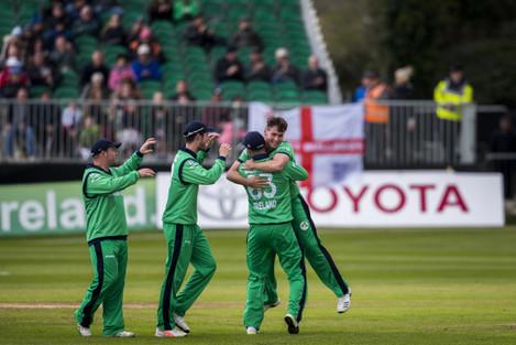 Ireland v England - One Day International - Malahide Cricket Club