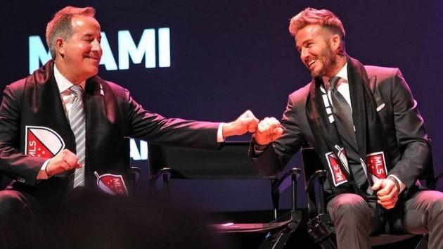 A Beckham le siguen poniendo palos en las ruedas de su equipo de MLS