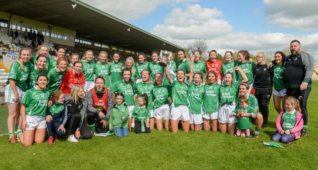 Antrim v Fermanagh - Lidl Ladies NFL Division 4 Final
