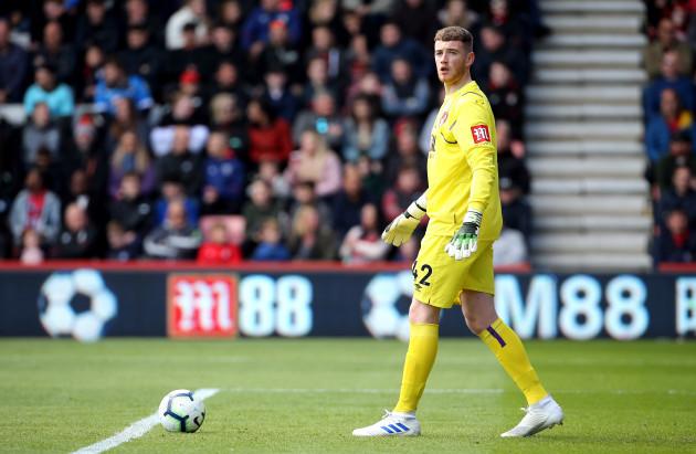 AFC Bournemouth v Tottenham Hotspur - Premier League - Vitality Stadium