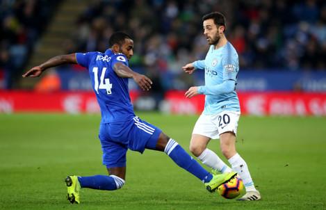 Leicester City v Manchester City - Premier League - King Power Stadium
