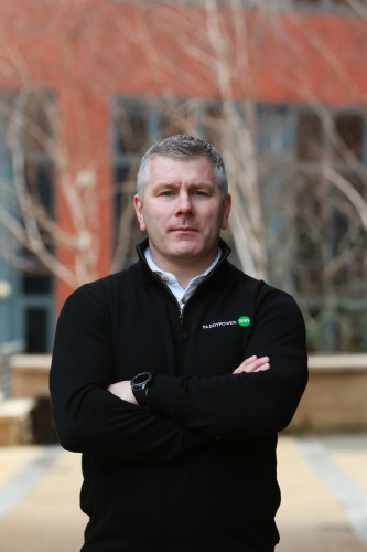 Paddy Power GAA Ambassador and columnist Diarmuid O'Sullivan