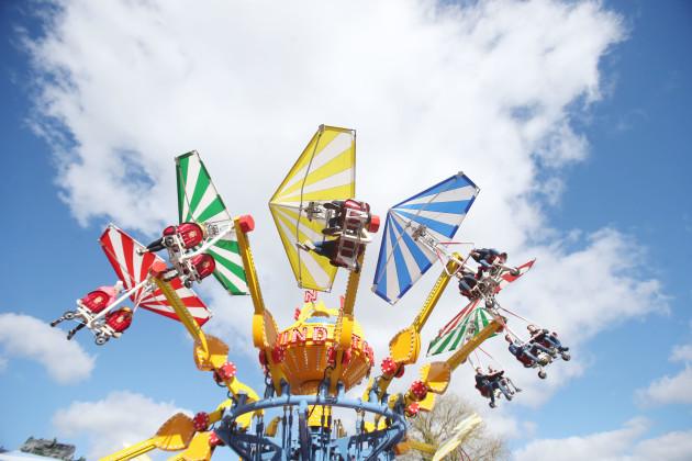 Tayto Park re-opens