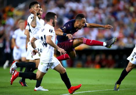 Valencia v Arsenal - UEFA Europa League - Semi Final - Second Leg - Camp de Mestalla