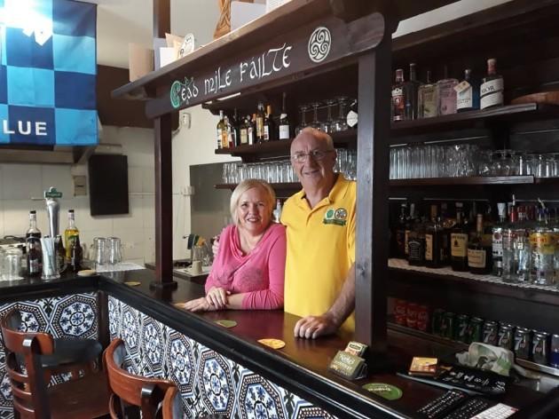 Keely's bar