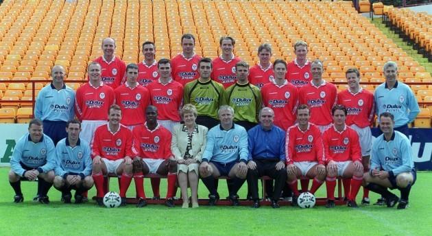 Shelbourne 15/8/1999