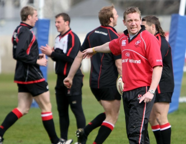the unsung irishman who has been at the heart of saracens