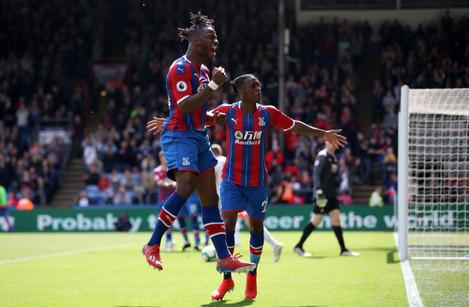 Crystal Palace v AFC Bournemouth - Premier League - Selhurst Park