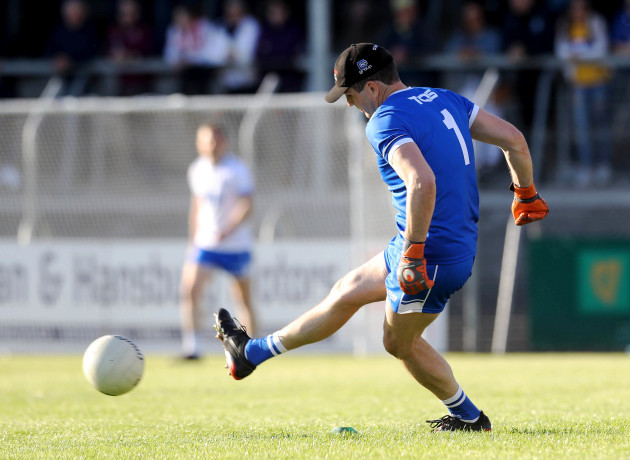 Darren Mulhearne makes his debut for Waterford at 46 years old