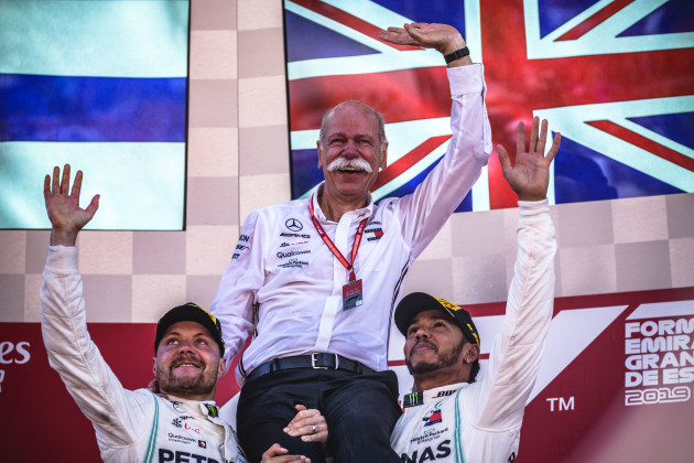 F1 2019: Spanish Grand Prix: Hamilton Wins
