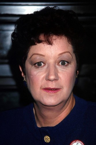 Norma McCorvey 1947-2017 Jane Roe of Roe vs Wade